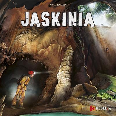 Jaskinia (Okładka gry)