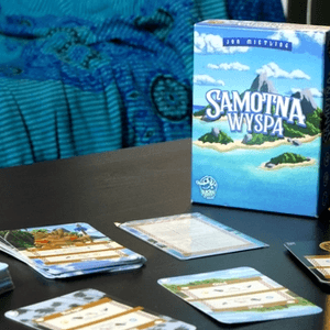 Pudełko i karty (Samotna Wyspa)