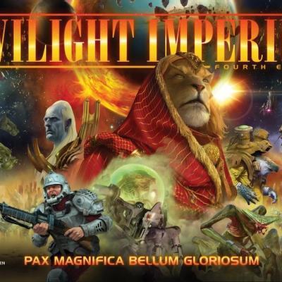 Twilight Imperium: Fourth Edition (Okładka gry)