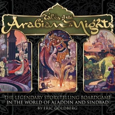 Tales of the Arabian Nights (Okładka gry)