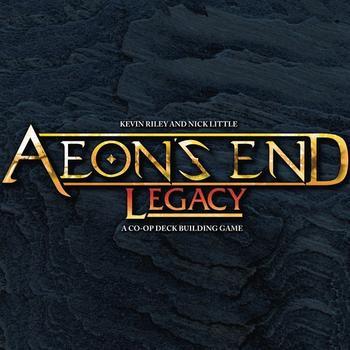 Aeon's End: Legacy (Okładka gry)