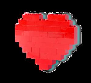 Voxel Heart