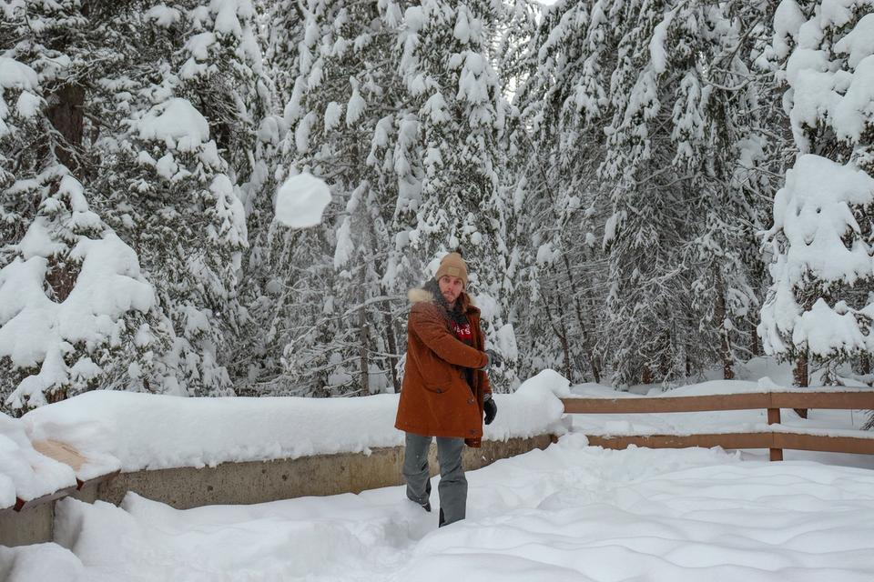 Fourth Day in Banff