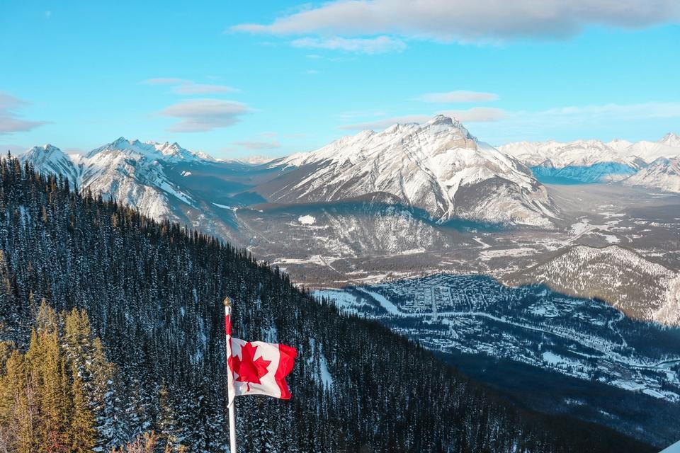 Third Day in Banff