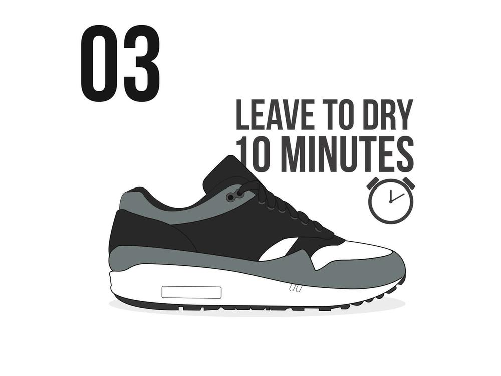Spray - Instruction 3