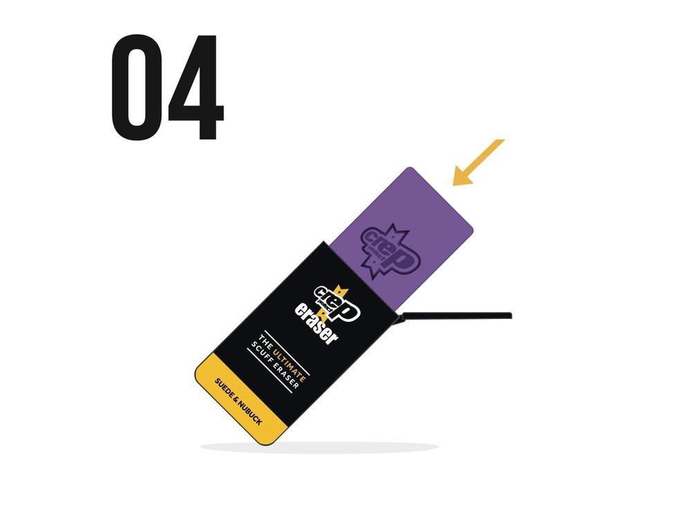 Eraser - Instruction 4