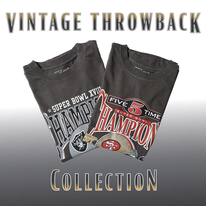 Vintage Tees Have Arrived! Shop Now.