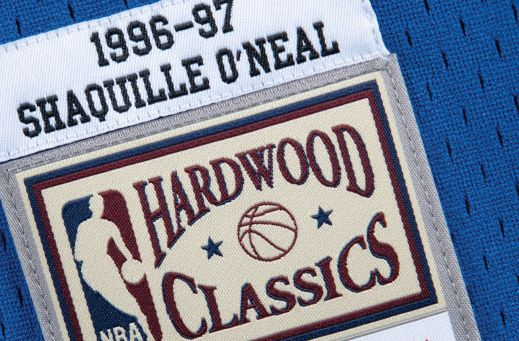 Shaquille O'Neal 1996-97 LA Lakers Alternative Swingman Jersey