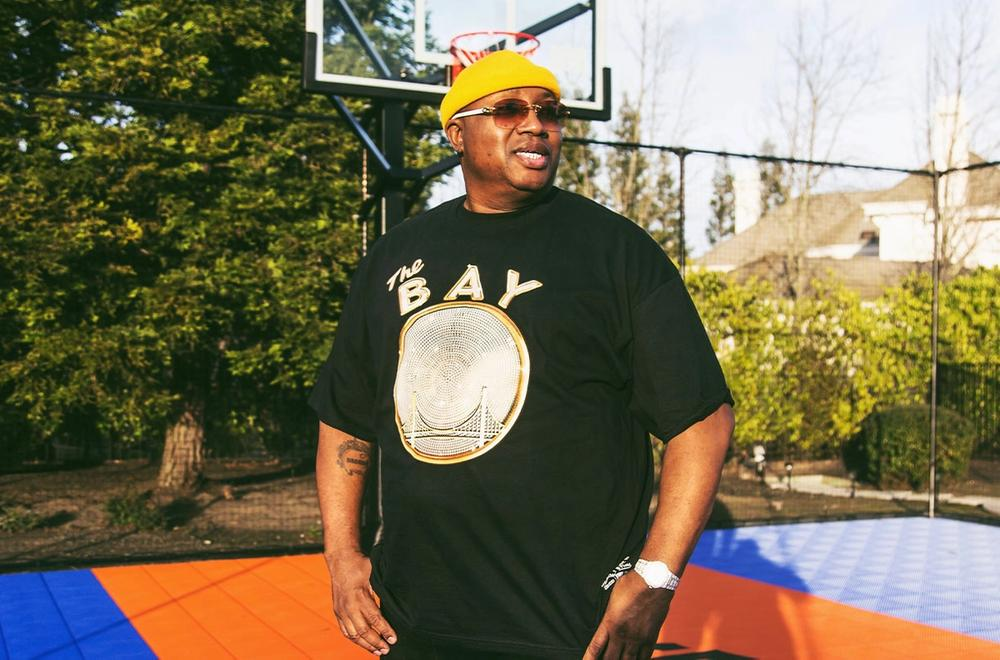 E-40 Golden State Warriors Tee - Bleacher Report Remix