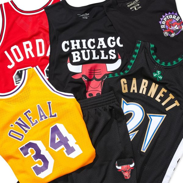 All Mitchell & Ness Apparel