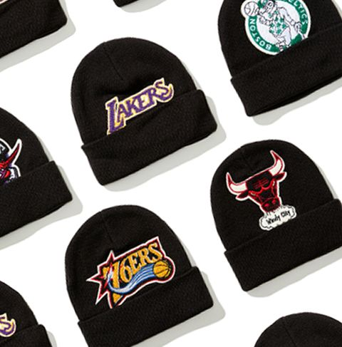 All Mitchell & Ness Beanies