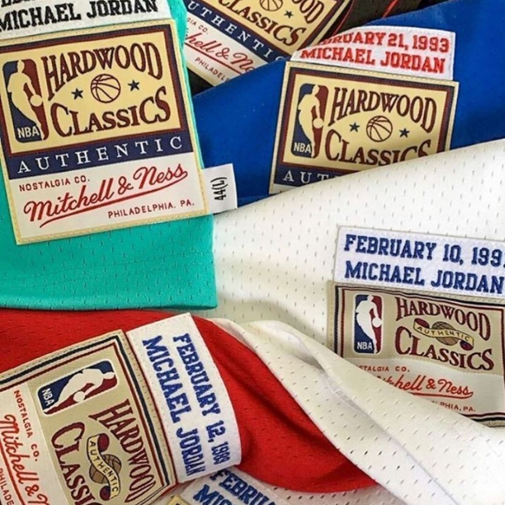 Michael Jordan Swingman's and Authentics