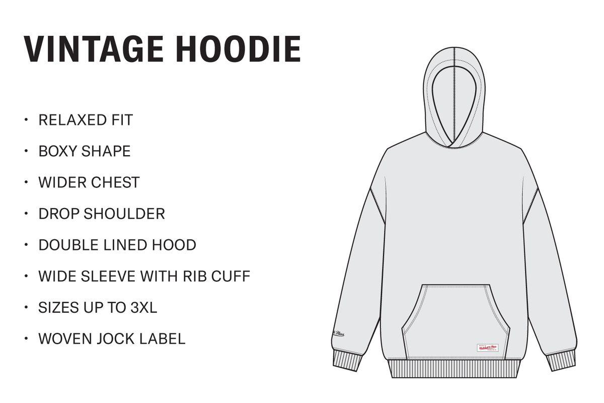 Men's Vintage Hoodie