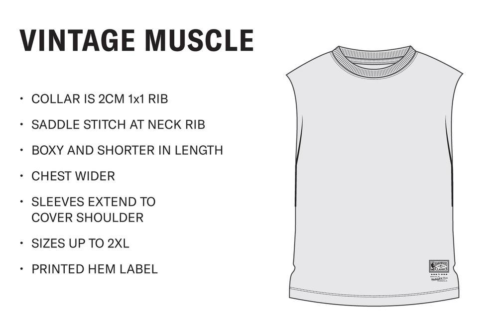 Vintage Muscle Tank