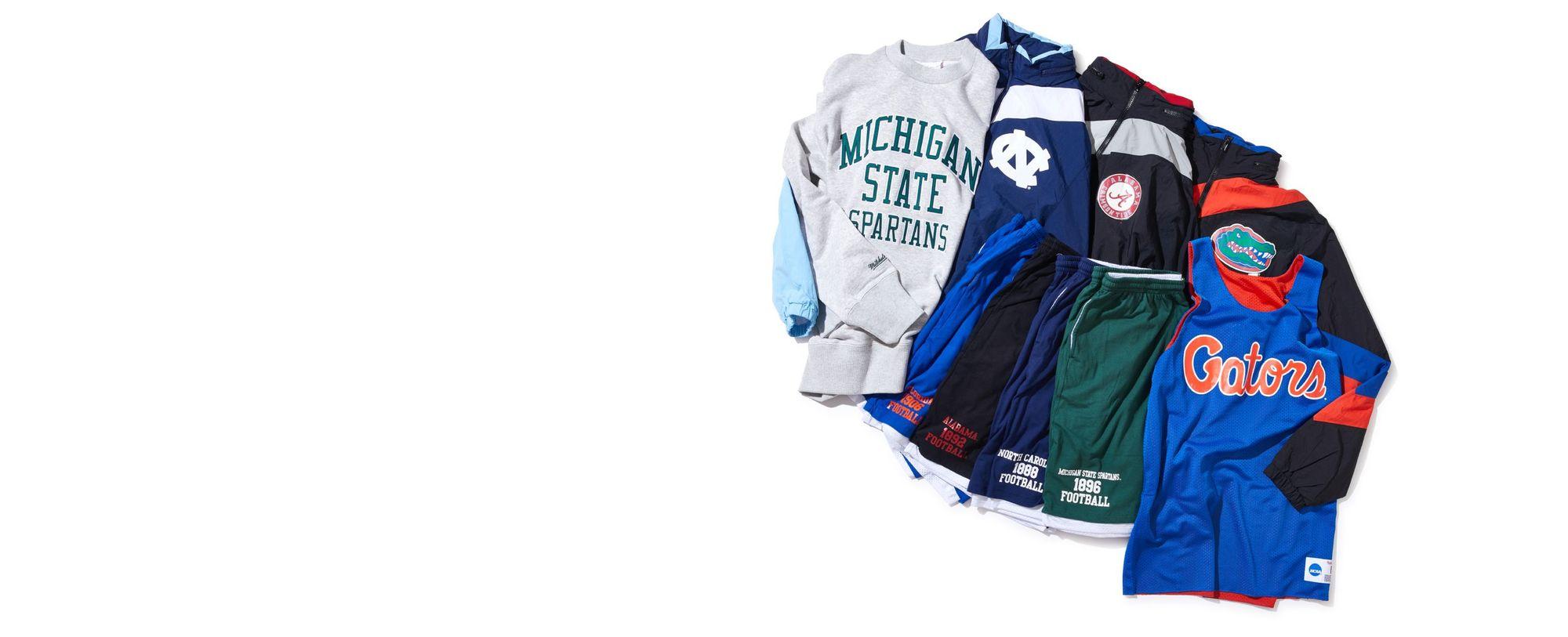 NCAA Teamwear