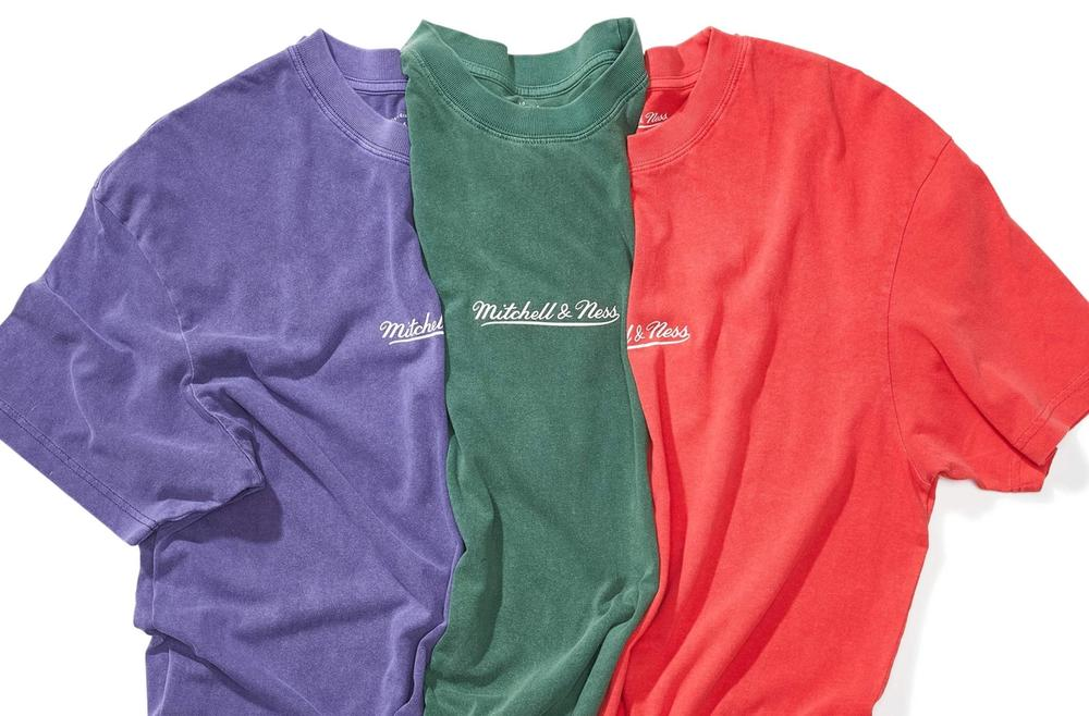 Mitchell & Ness Branded Tees