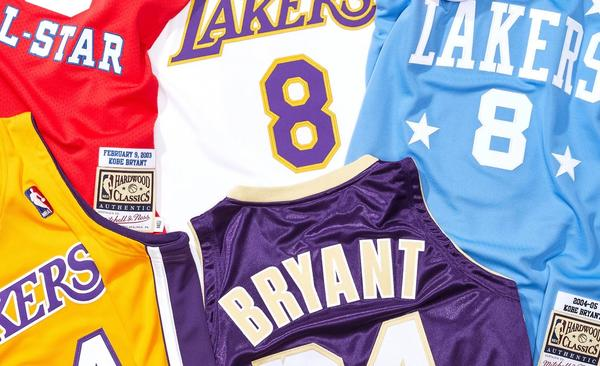 Gift Idea - Authentic Kobe Jersey