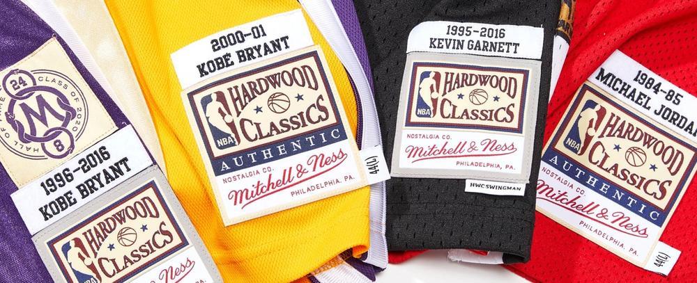 Swingman & Authentic Jerseys