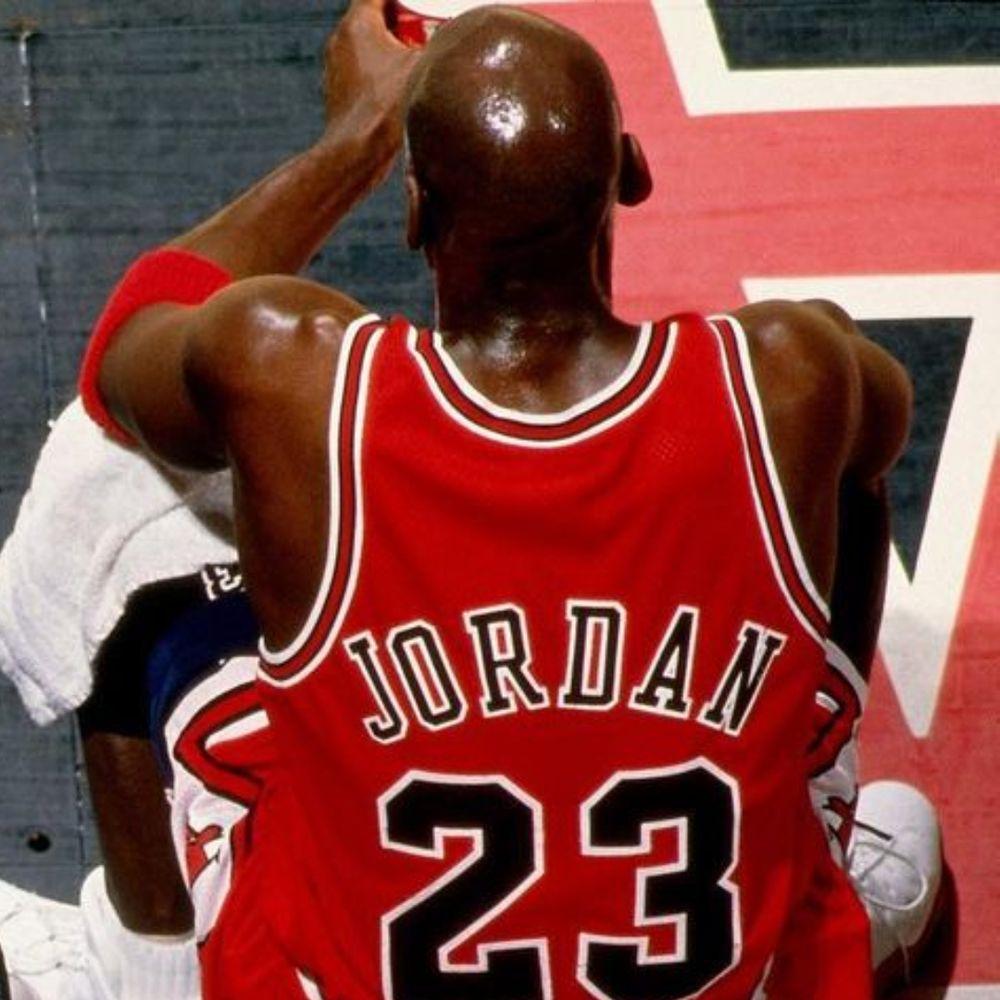 Michael Jordan At The Bulls