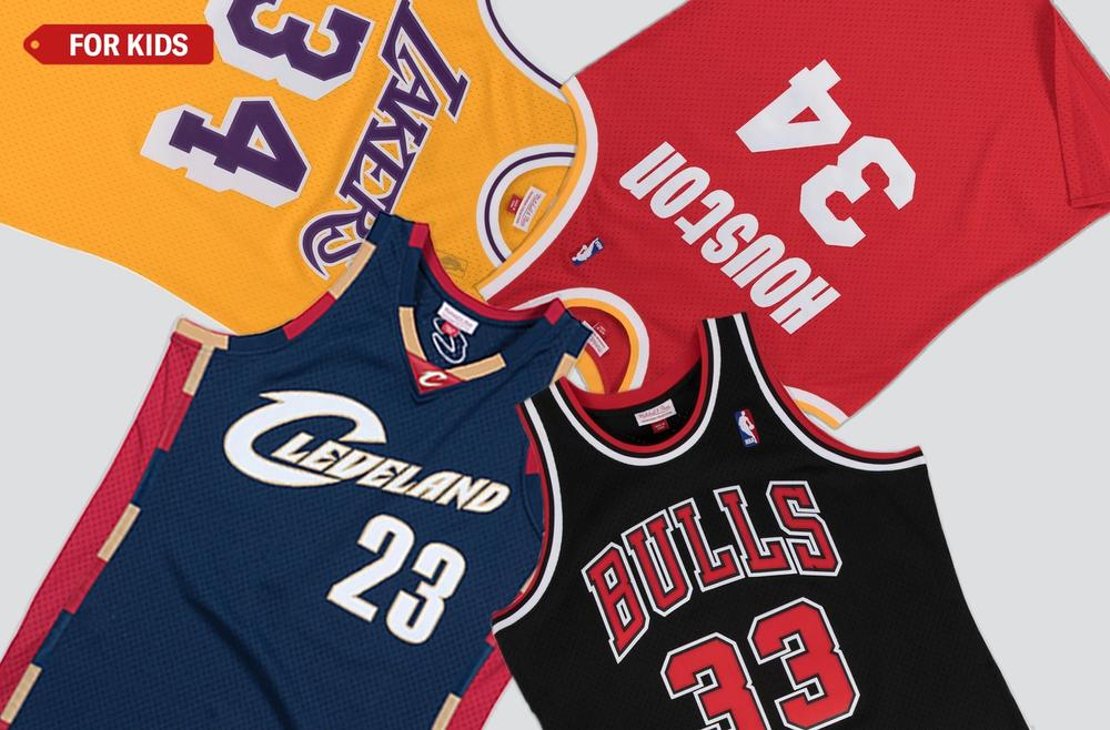 Youth, Kids and Toddler Jerseys