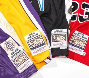 Authentic and Swingman Jerseys