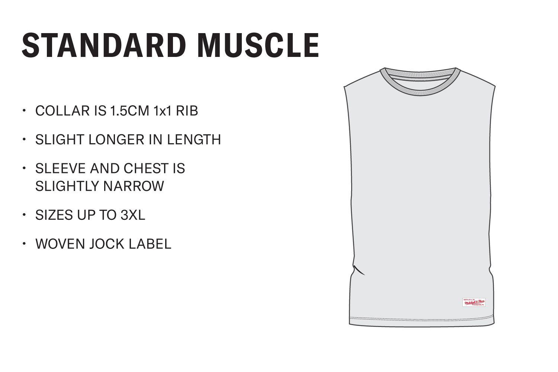 Men's Standard Muscle Tank