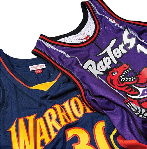 Swingman Jerseys