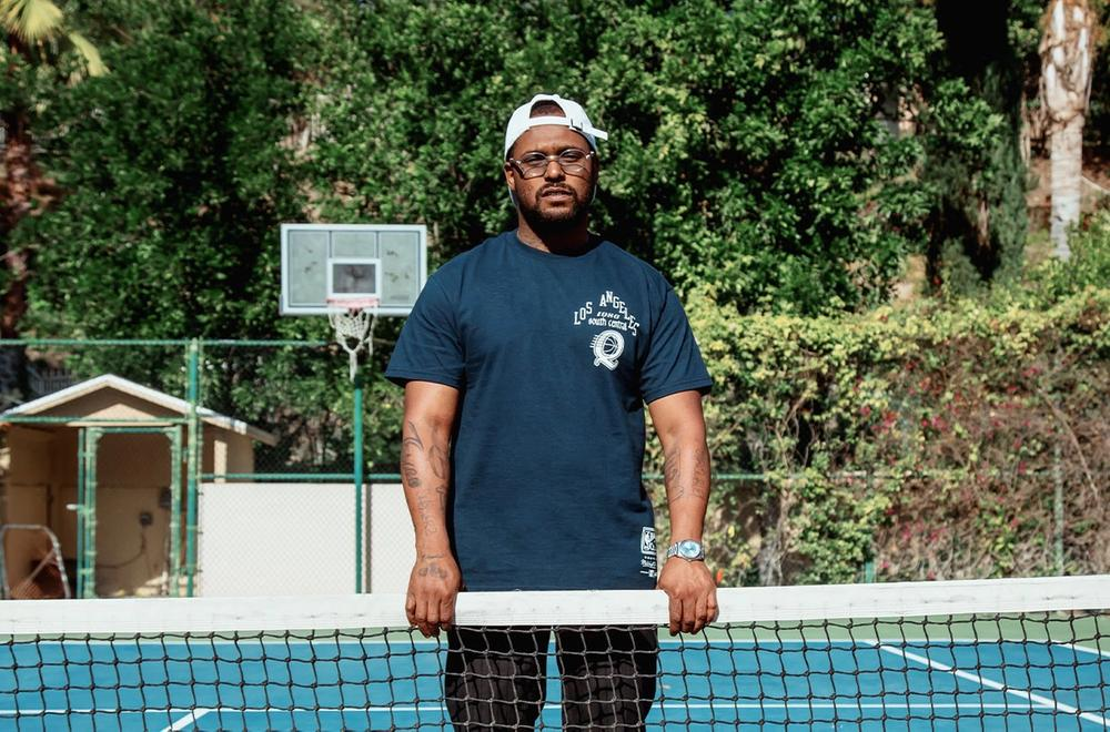 ScHoolboy Q Lakers Tee - Bleacher Report Remix