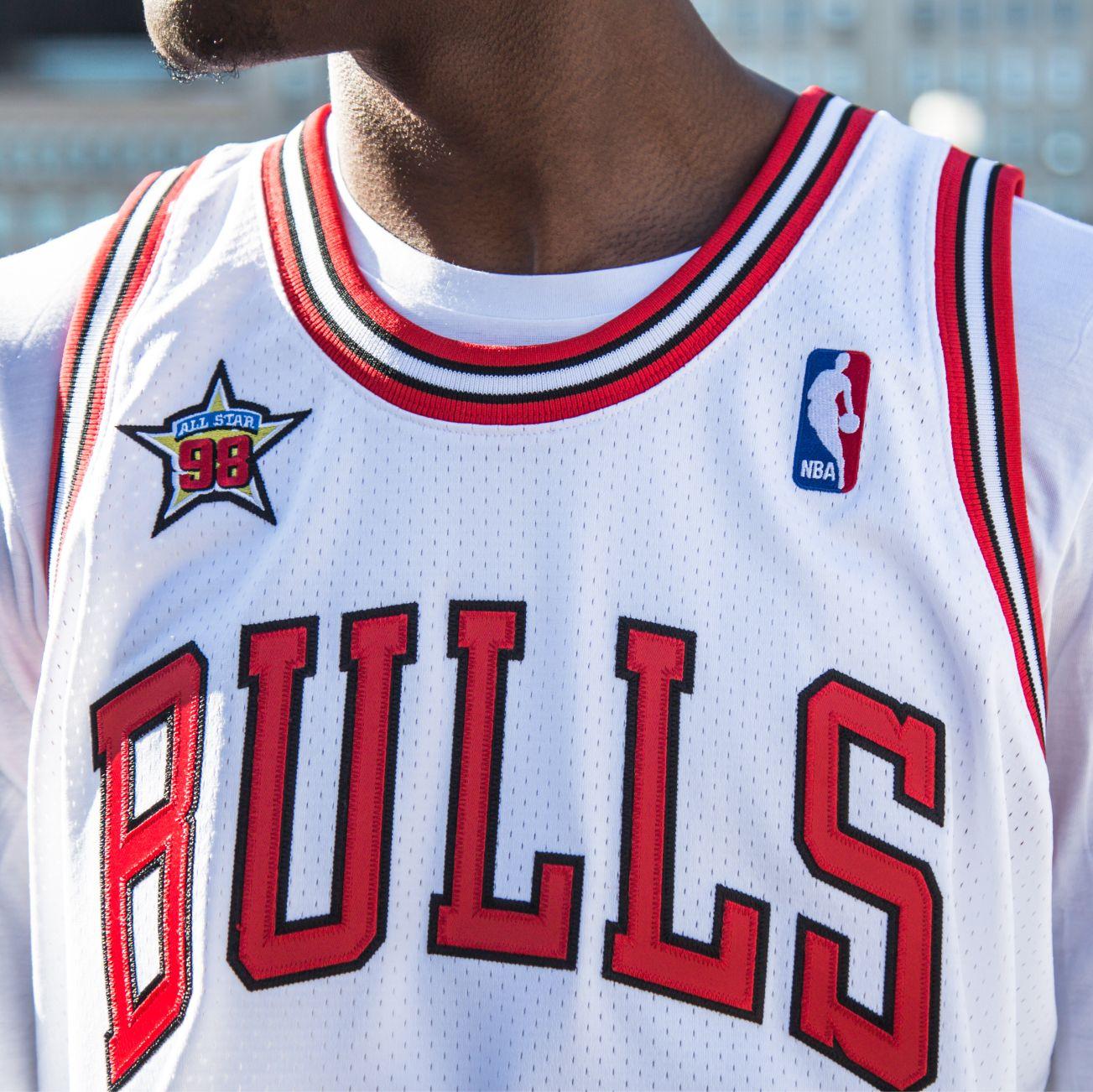 98 All Star Jordan Jersey