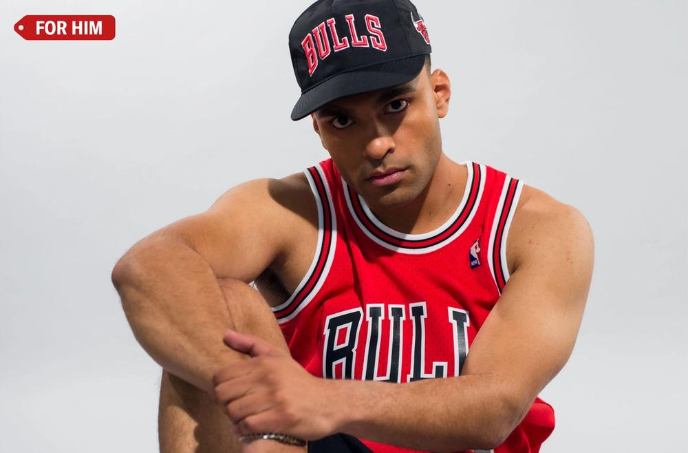Men's Gift Guide - Bulls Jersey