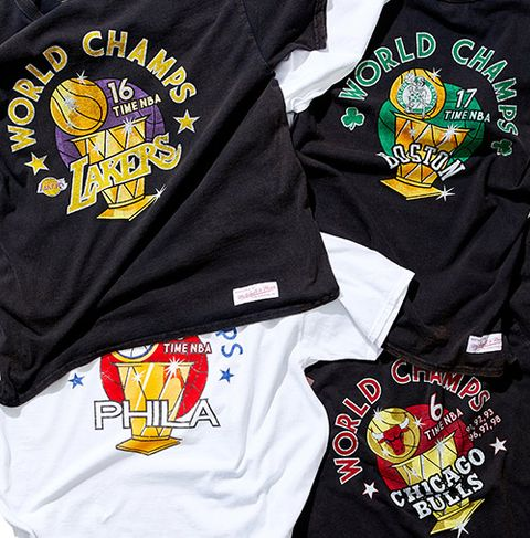 Mitchell & Ness T-Shirts and Tops