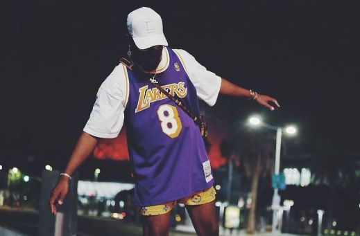 KOBE BRYANT 1996-97 L.A LAKERS AUTHENTIC JERSEY