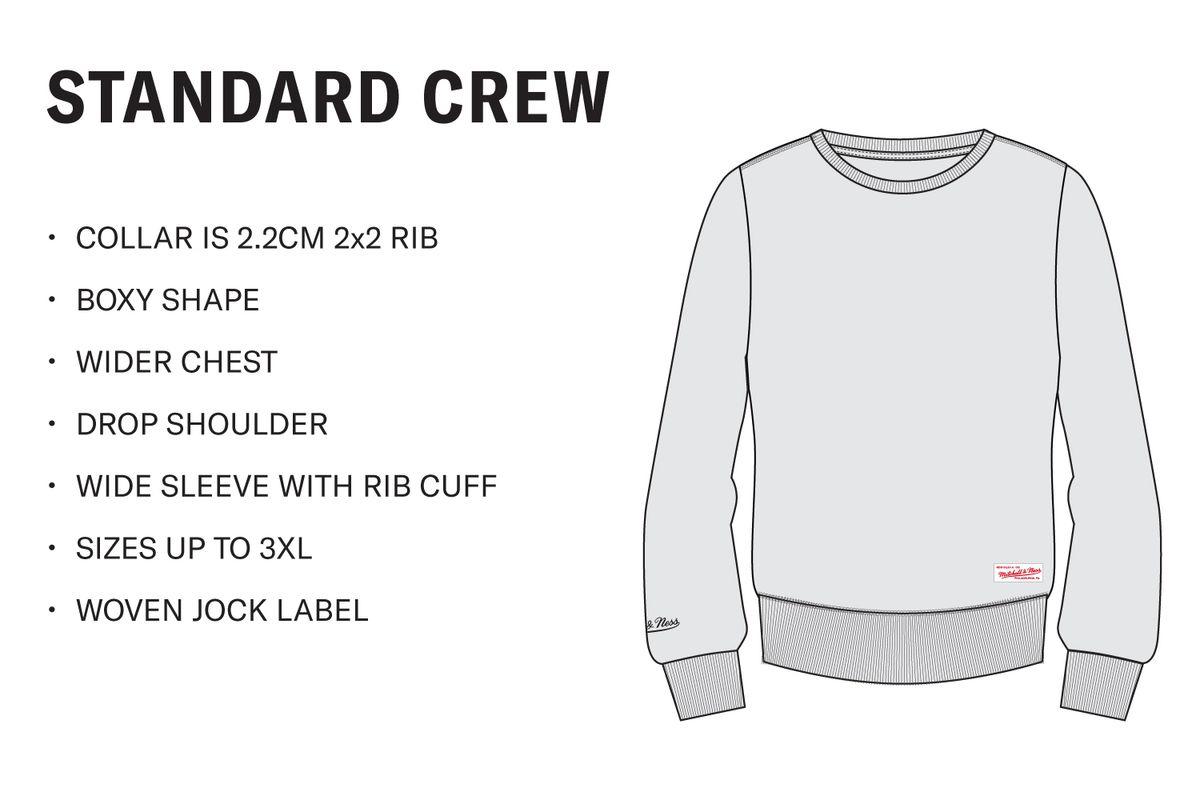Men's Standard Crew Neck