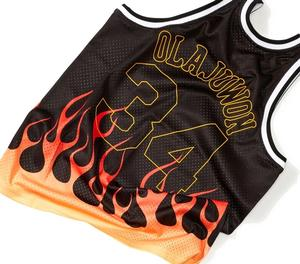Flames Collection Jersey