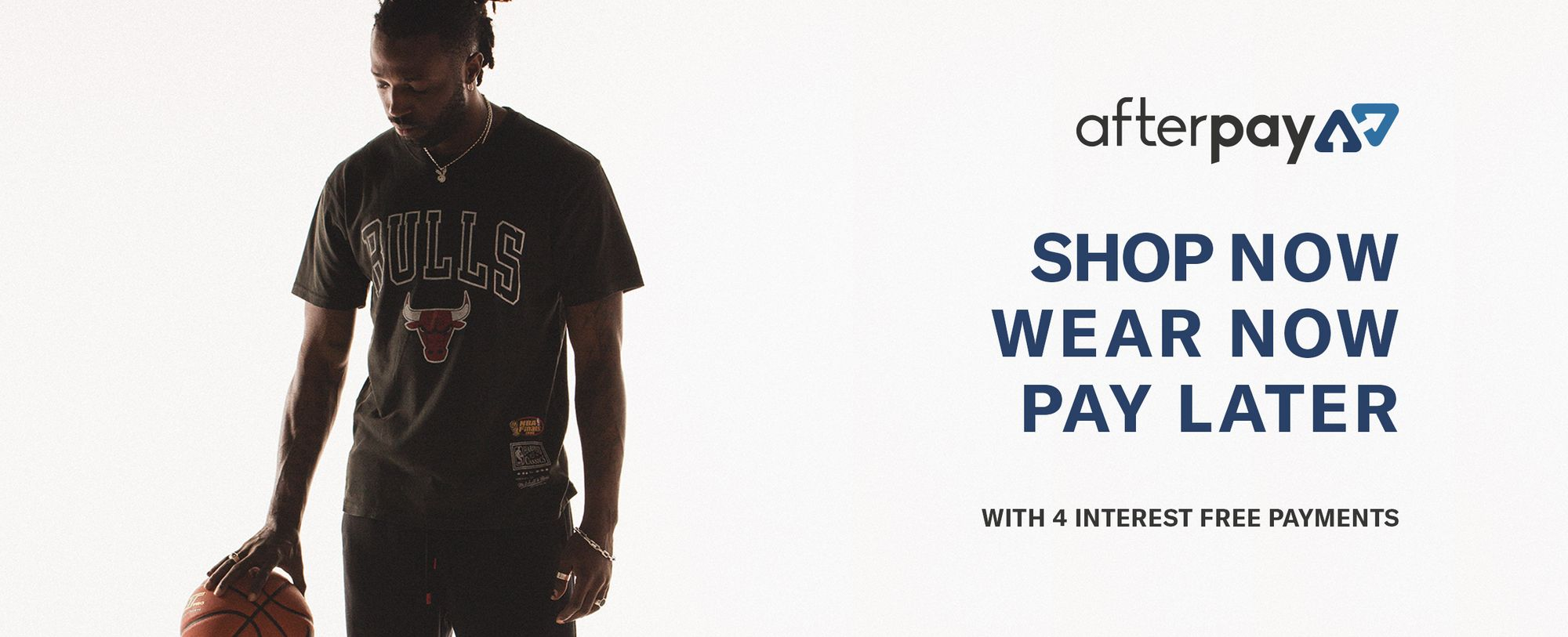 Shop Now, Wear Now, Pay Later.