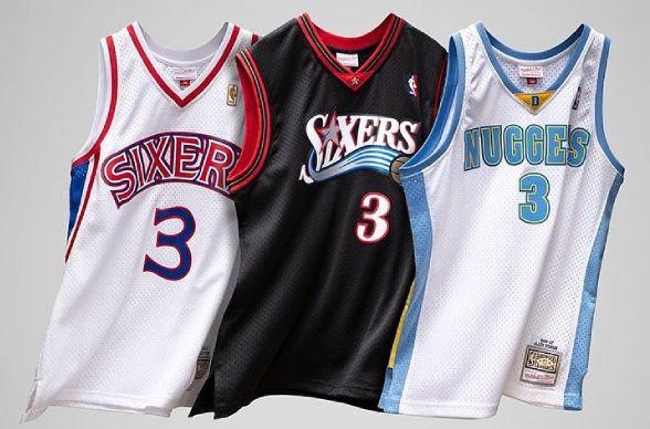 NBA Swingman Jerseys