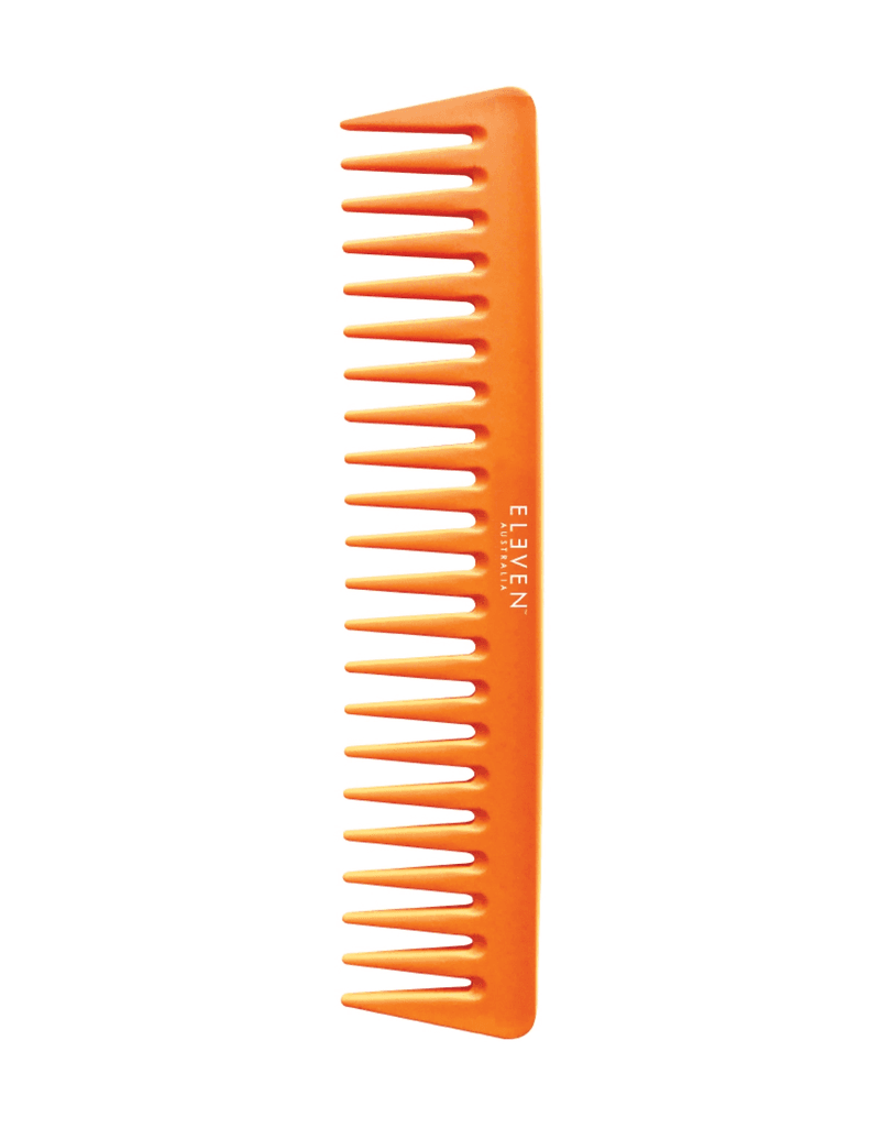 Carbon Fibre Comb Orange
