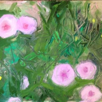 Correhuela, las flores que piso