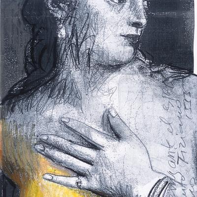 Venus ante el espejo (fragmento) (Tiziano) (3)