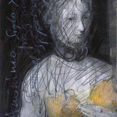 Dama ante el espejo (fragmento) (Anónimo) (2)