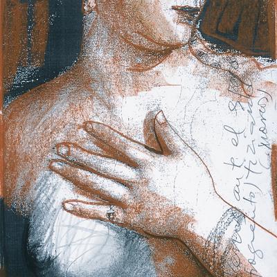 Venus ante el espejo (fragmento) (Tiziano) (1)