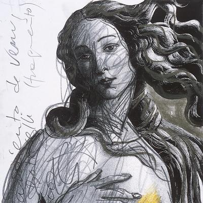 Nacimiento de Venus (Botticelli) (2)