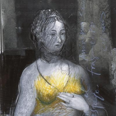 Dama ante el espejo (fragmento) (Anónimo) (1)