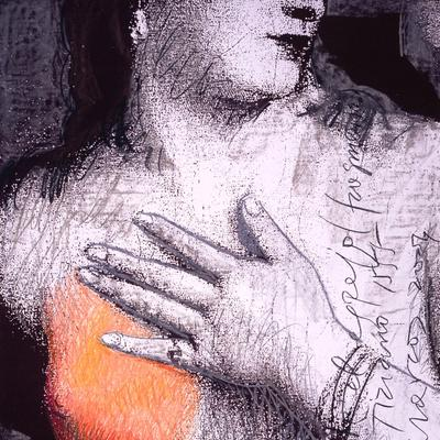 Venus ante el espejo (fragmento) (Tiziano)