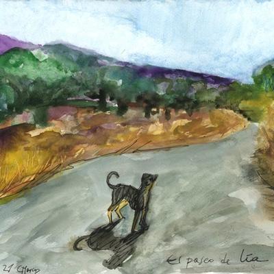 El paseo de Lía