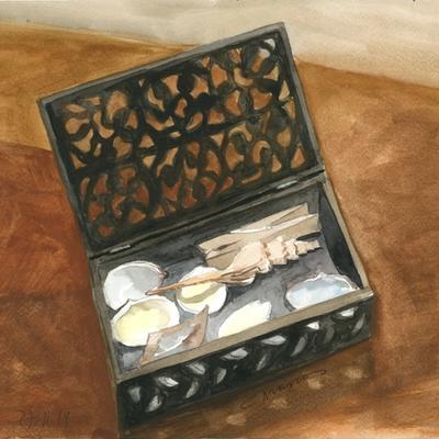 Caja de los tesoros