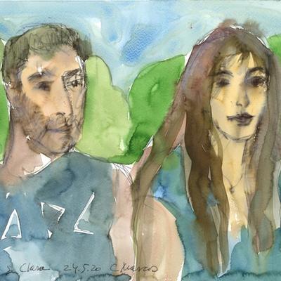 Jose y Clara