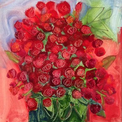 Ramo rosas pitimini