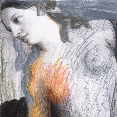 Amor sagrado, amor profano (fragmento) (Boticelli) (2)
