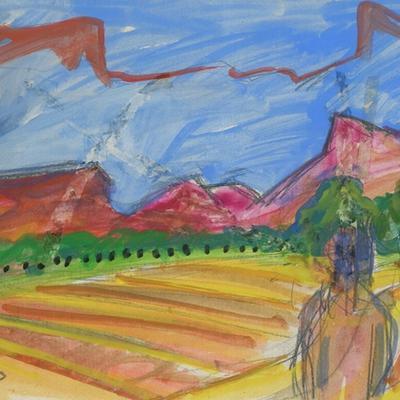 Memoria de las montañas